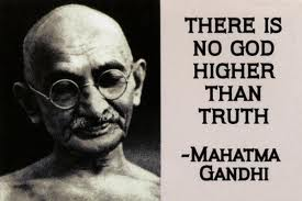 There Is No God Higher Than Truth