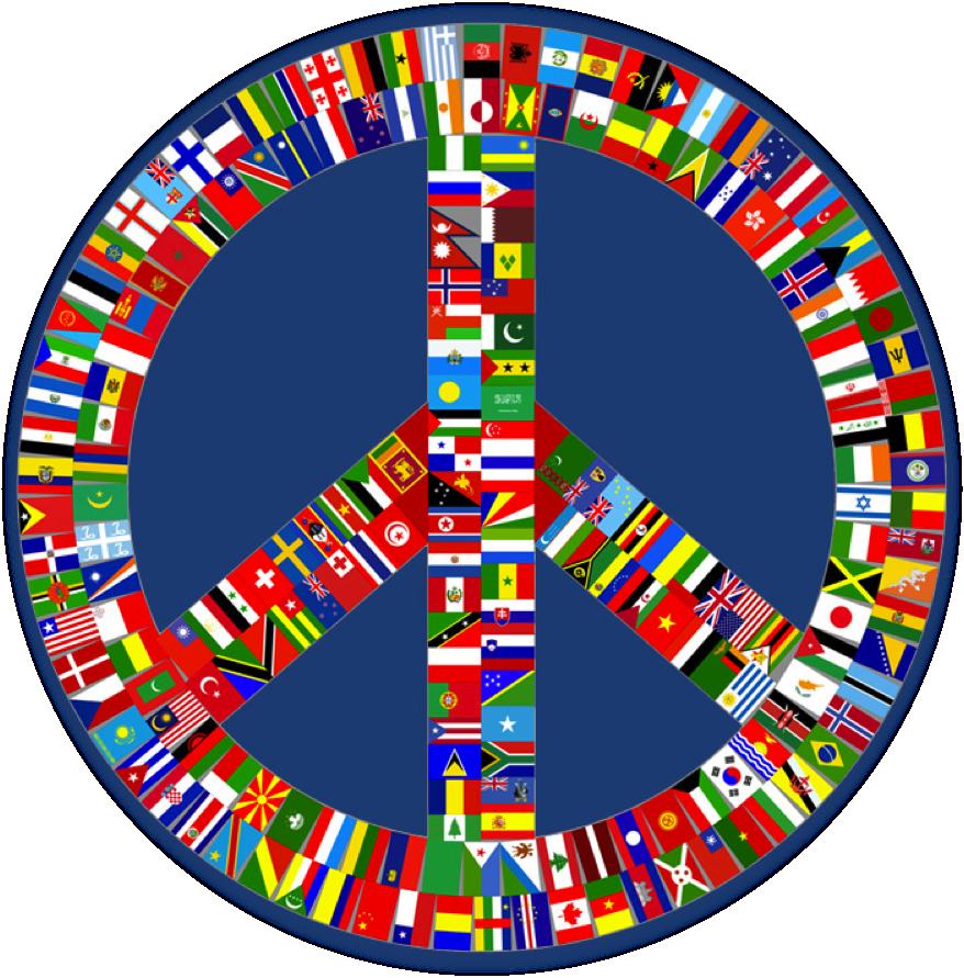 Lets Aim For World Peace The Interpretor