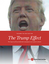 SPLC The Trump Effect cover